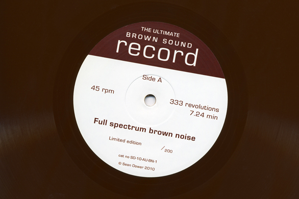 Brown disc